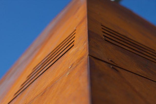 Corner Rust