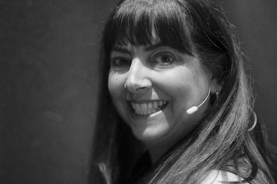Tech Talks Host Lisa Young