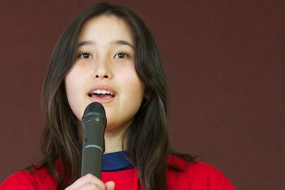 Speaker Speaking