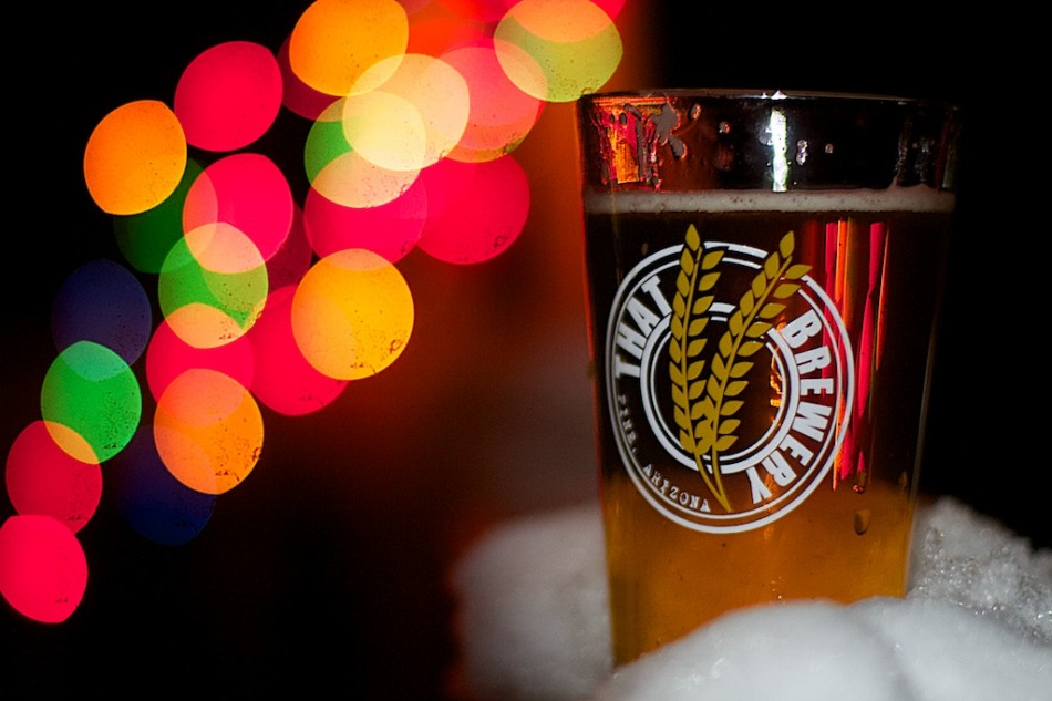 Bokeh Over Beer