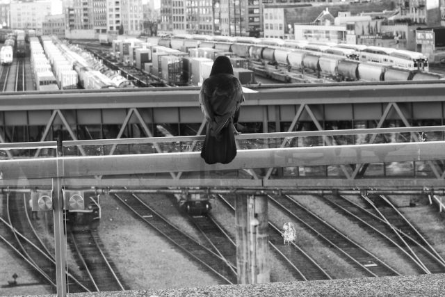 The Raven Watcheth Over