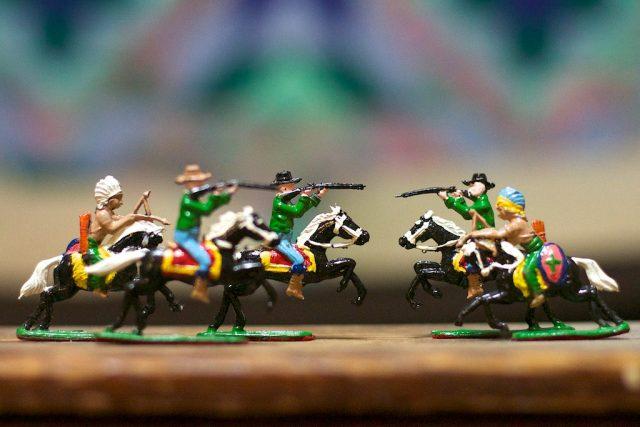 Cowboys and Indians and Cowboys and Indians